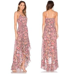 Anthropologie We are kindred floral dress NWOT